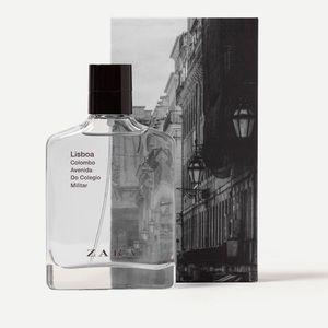 Zara Lisboa Mens fragrance